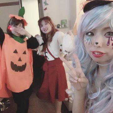 LUANAハロウィンイベント!!